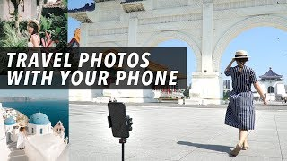 Video How to Take Solo Travel Photos With Your Phone - 7 Simple Steps! download MP3, 3GP, MP4, WEBM, AVI, FLV Oktober 2018
