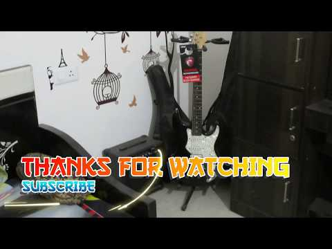 kadence-guitar-stand-(unboxing-and-overview)