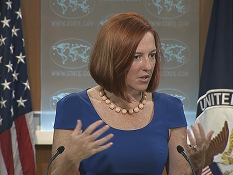 US 'Strongly Supports' Gaza Cease-fire