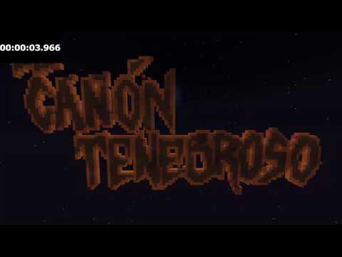 El Cañon Tenebroso de ElRichMC: Speedrun DESDE EL COMIENZO en 14:12.288
