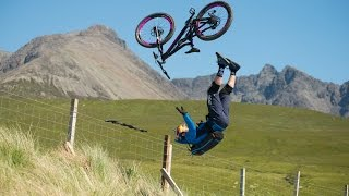 The Frontflip: Danny Macaskill Making 'The Ridge' thumbnail