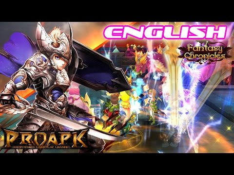 Fantasy Chronicles English Gameplay IOS / Android