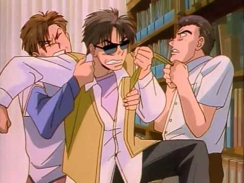 Fushigi Yuugi OVA 1 Opening