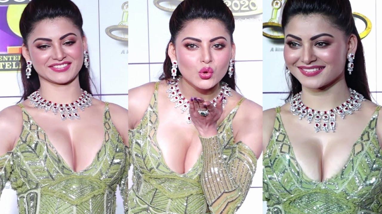 Urvashi Rrotela ने किया चौंकाने वाला खुलासा, बताया अपने क्रश का नाम, देखें वीडियो - Hindi News