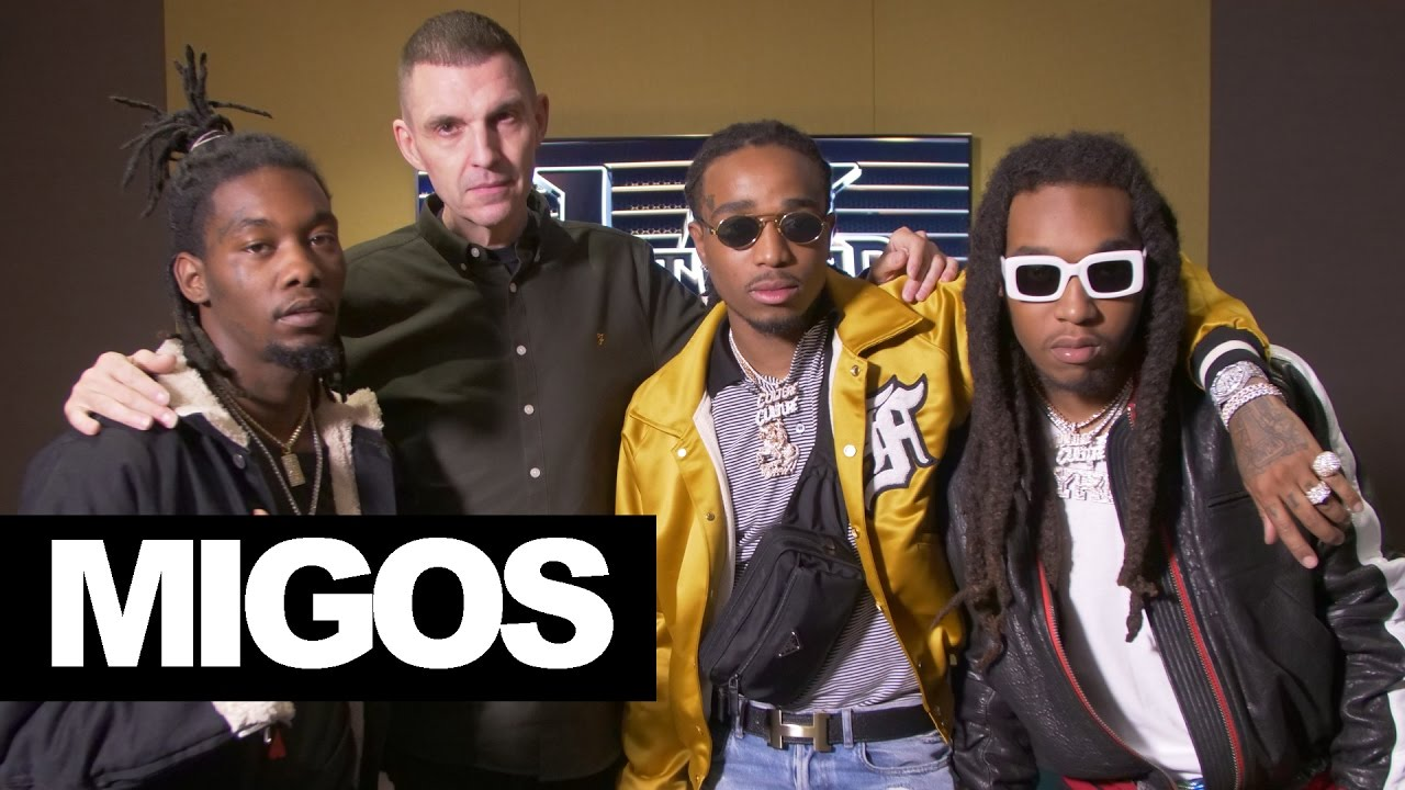 Migos Offset Husband Of Cardi B Arrested On Felony Gun: Migos In London Talking New Releases, Cardi B & Offset