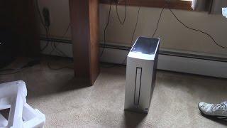 hp envy 750 050xt desktop unboxing setup
