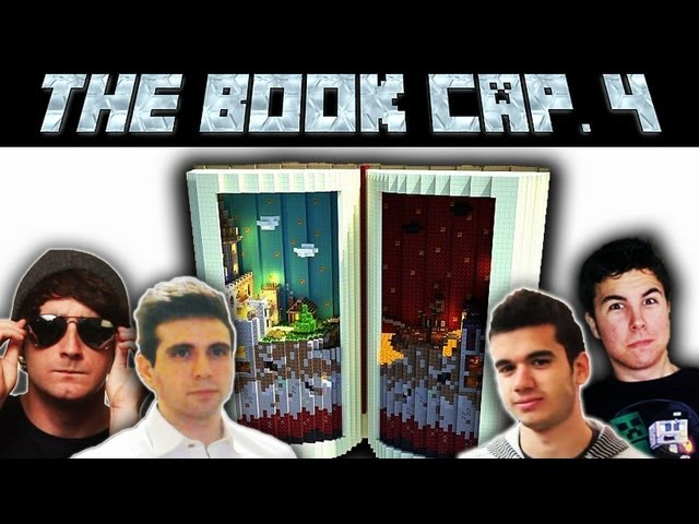 THE BOOK: MUERTE Y LUZADAS FINALES! #4 c/ Vegetta, WillyRex y StaXx - [LuzuGames] Videos De Viajes