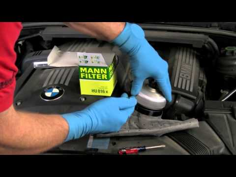 Changing Engine Oil in BMW & MINI, With and Without Dip-Stick - Under Car Fluid Changes