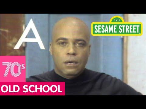Sesame Street: James Earl Jones: Alphabet