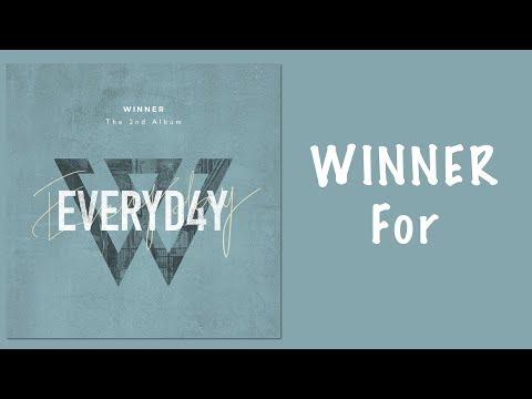 【韓繁中字】WINNER  - For (애 걔)