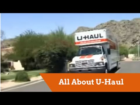 U-Haul Truck Rental, Moving Equipment Supplies, Self Storage, Trailer Hitches