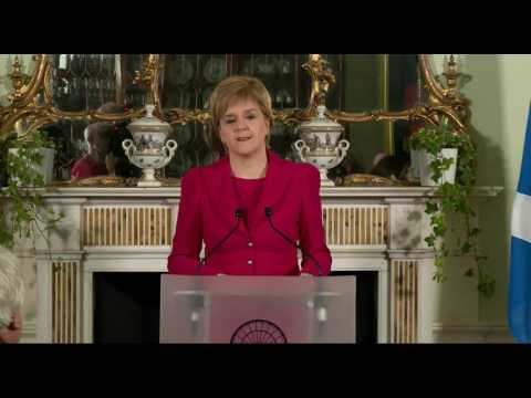 Nicola Sturgeon's #ScotRef announcement