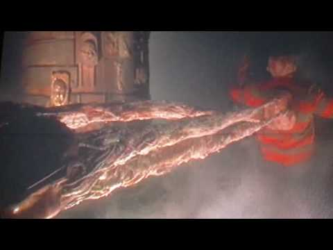 A Nightmare on Elm Street 5-Freddy's ending
