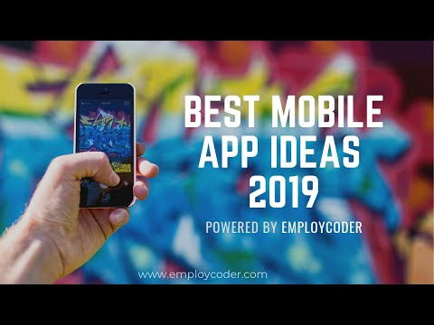 Best Mobile App Ideas For Startups In 2019