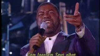 The King of Kings Is Coming - Ron Kenoly - legenda (português)