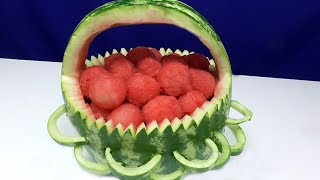Life Hacks With WATERMELON