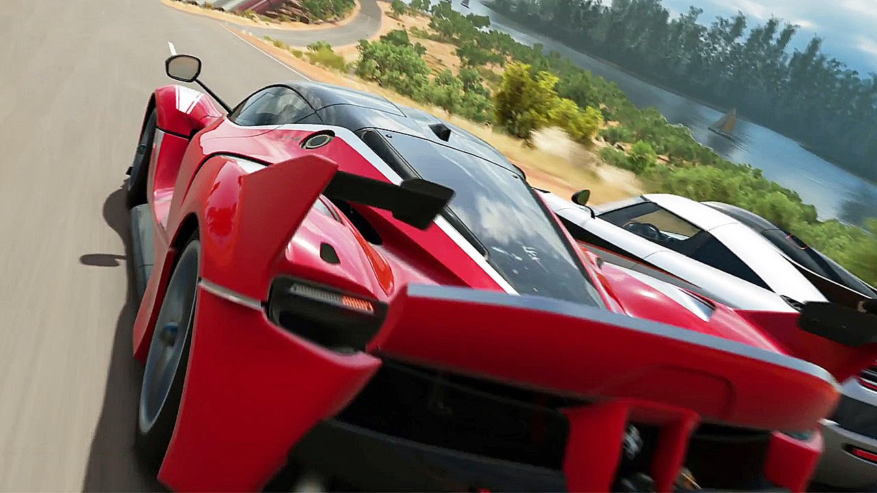 Forza Horizon 3 download torrent for PC