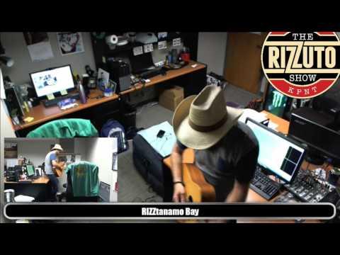 Burton dances to Achy Breaky Heart - RizzTanamo Bay