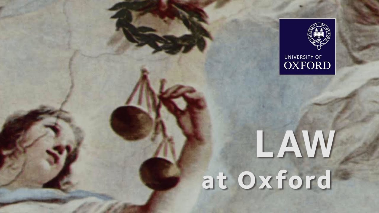 Image result for The University of Oxford, Faculty of Law UK: