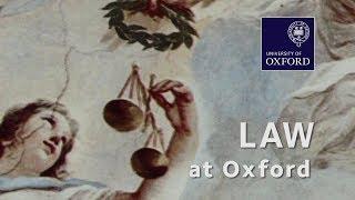 Law at Oxford University thumbnail