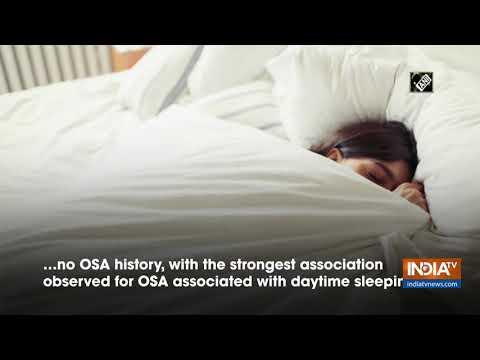 Study links sleep apnea to higher spine fracture risk among women