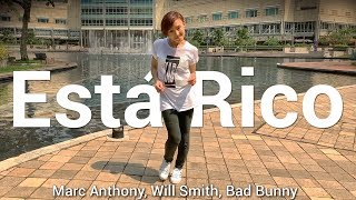 ESTÁ RICO - MARC ANTHONY FT. BAD BUNNY & WILL SMITH l Chakaboom Fitness l Dance - Choreography