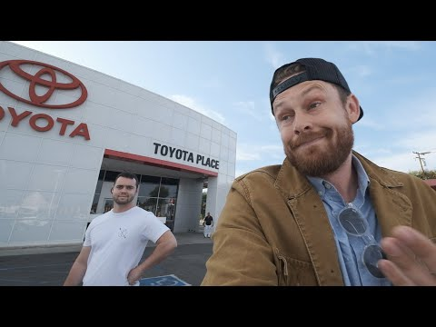 I got kicked out of a dealership with Vehicle Virgins!!!