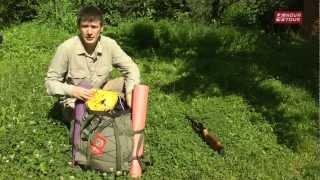 Рюкзак 50 л для риболовлі, полювання, дачі. Doropey D.