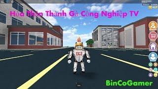 ROBLOX l Hóa Thân Thành Rainkid512 (GCN TV) ! [JUKEBOX] Robloxian Highschool