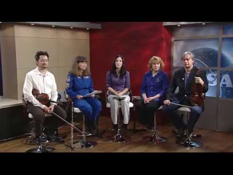 Music in Space - DLN with Cmdr. Koichi Wakata - May 2, 2014