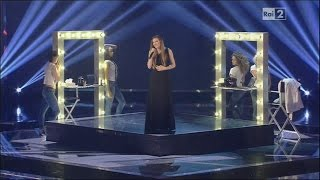"Carola Campagna ""Beautiful"" - The Voice of Italy, Live Show 3"