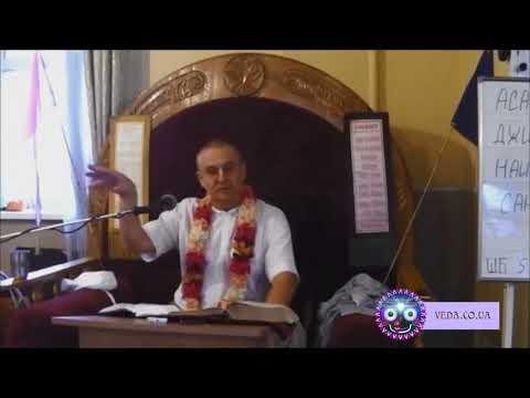Бхагавад Гита 18.51-53 - Прабхавишну прабху