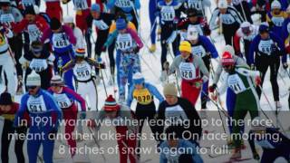 Just the FAQs: Warm weather and the American Birkebeiner