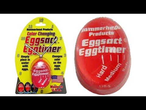 Eggsact Eggtimer   AS SEEN ON TV REDO