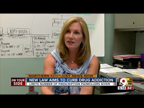 New law aims to curb addiction by changing prescription practices