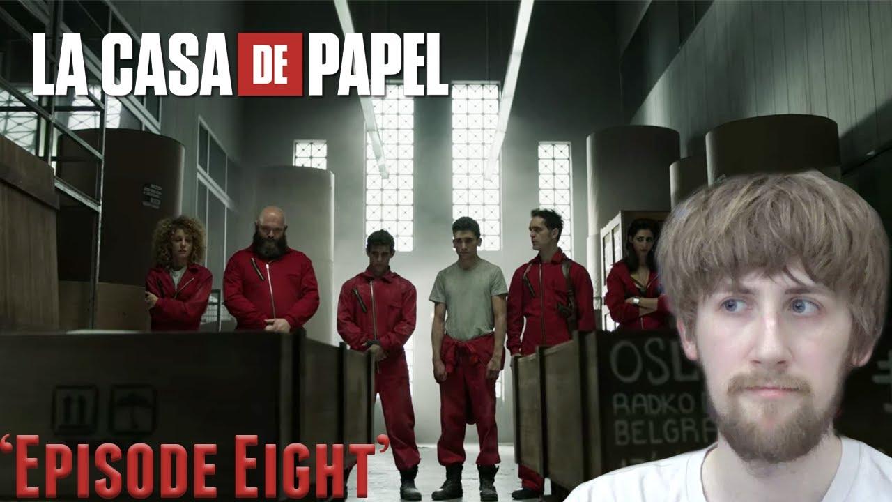 Money Heist La Casa De Papel Season 2 Episode 8 Reaction Youtube