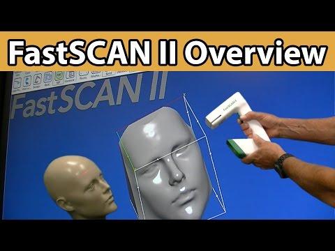 FastSCAN II 3D Laser Scanner Overview