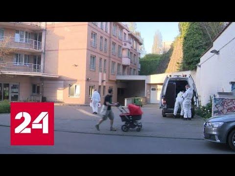 В Бельгии отмечена высокая смертность, но карантин по коронавирусу все равно смягчили - Россия 24
