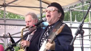 Lloyd Jones Struggle - Blues Fest 2016