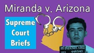 Wo Tun Sie Ihre Miranda-Rechte Herkommen? | Miranda v. Arizona