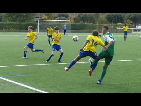 poissy u15 R3  -  assoa u15 R2 (coupe) 2mt suite 1