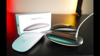 Apple Magic Mouse 2 - Unboxing & Review | Works with iPad Pro!?