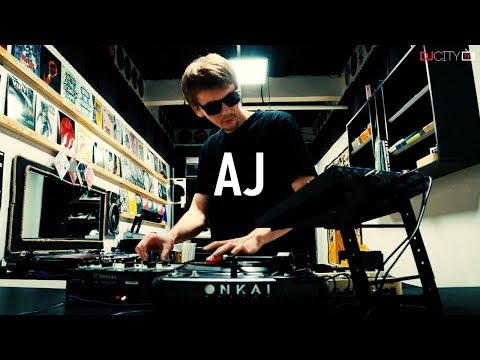 Russian DJ/producer AJ Flips Paul Hardcastle's Classic, 'Rain Forest'