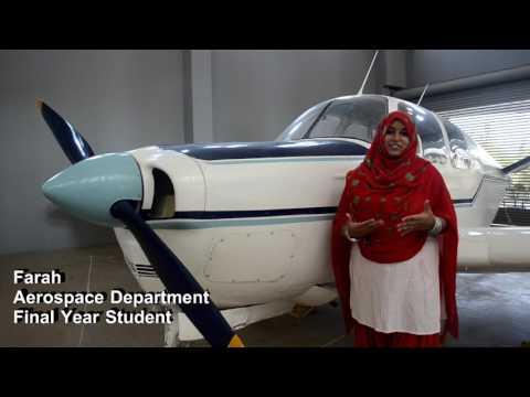 bs abdur rahman university , aerospace advertisement