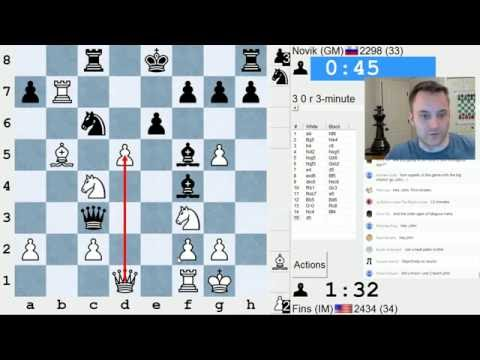 Late-Night Blitz Chess! [June 8, 2016]