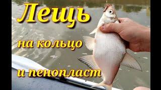 Рыбалка на реке Кубань с лодки Ловим на скисшую прикормку