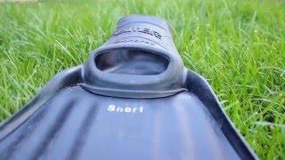видео Ласты для подводной охоты OMER STINGRAY