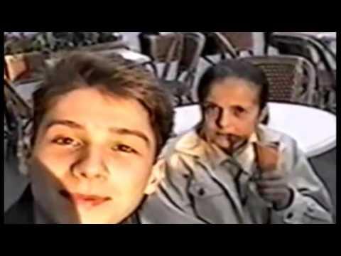 Домашнее видео звезд: Детские гастроли Сергея Лазарева и Влада Топалова