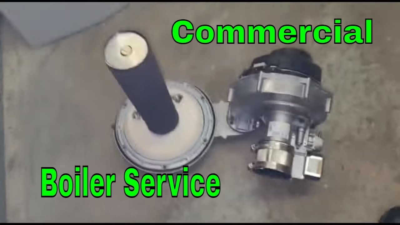 Plumbers Videos - Commercial Boiler Service
