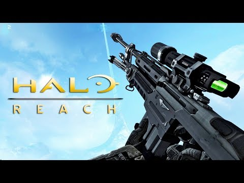 Halo Reach Gun Sounds Of ALL Weapons